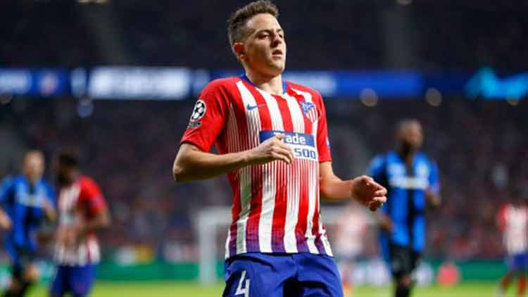 Galatasaray Mariano'nun alternatifini Atletico Madrid'de buldu!
